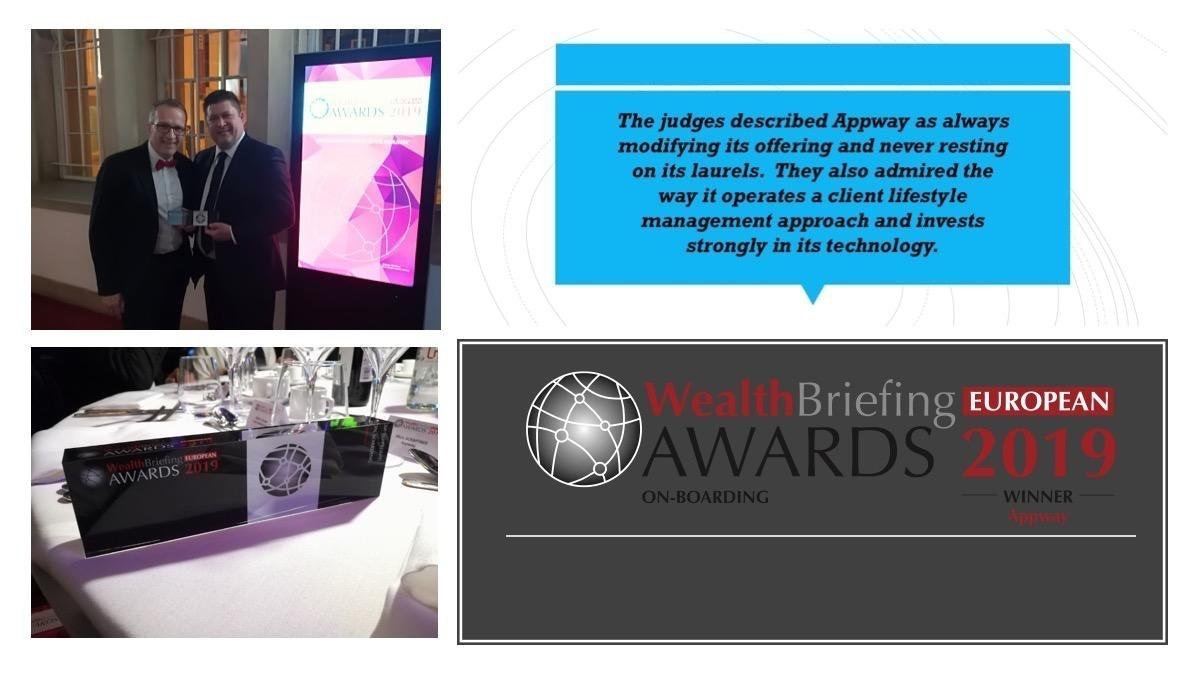 Appway Wins Client Onboarding Solution Award Six Years Running